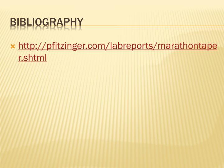 http://pfitzinger.com/labreports/marathontaper.shtml