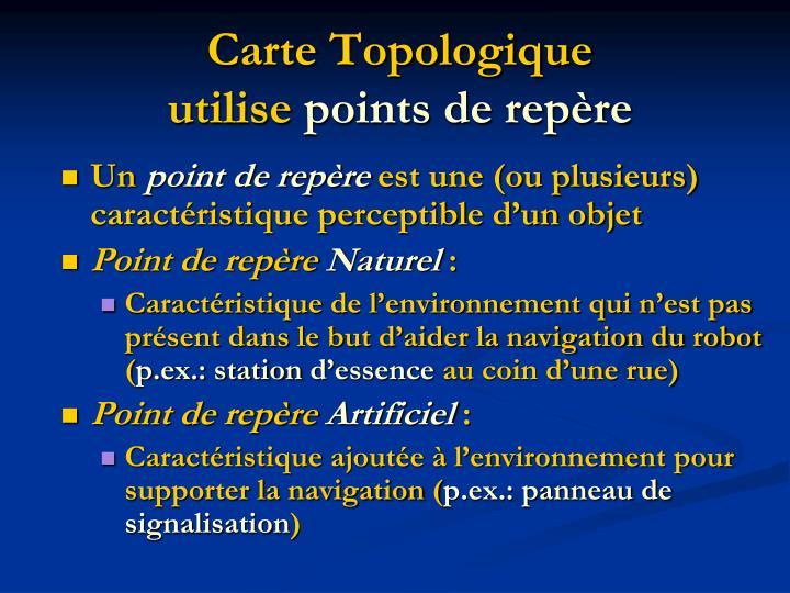 Carte Topologique