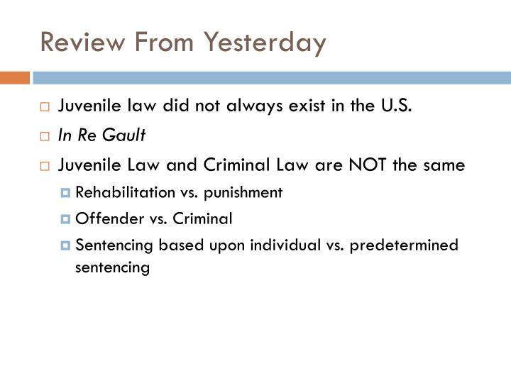 Is it appropriate for juvenile offenders to receive adult punishment