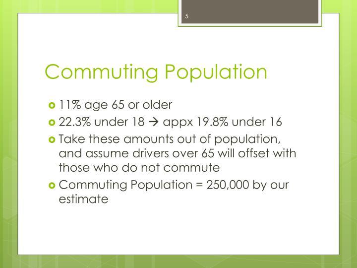 Commuting Population