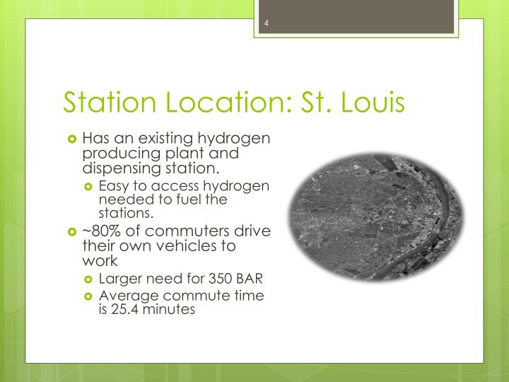 Station Location: St. Louis