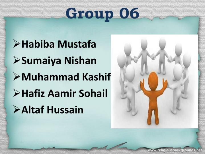 Group 06