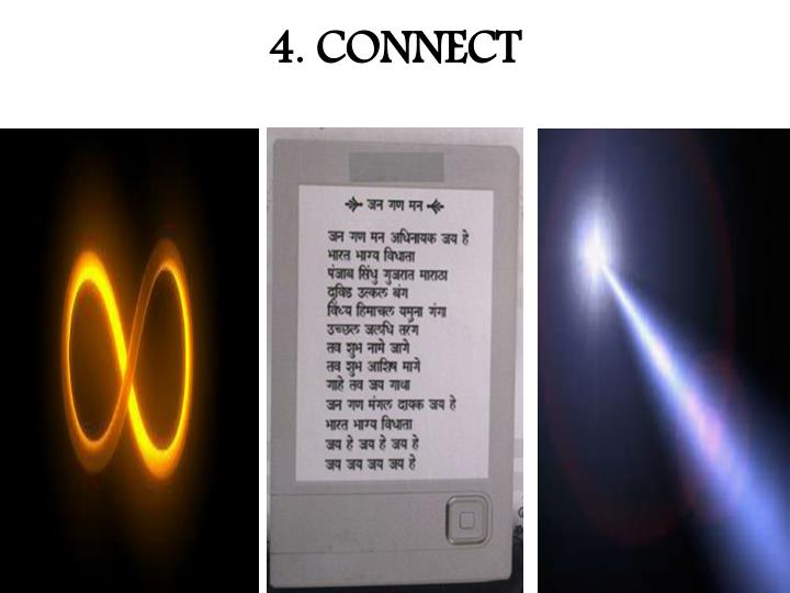 4. CONNECT