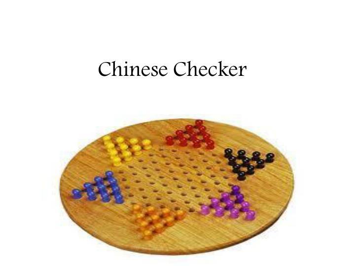 Chinese Checker