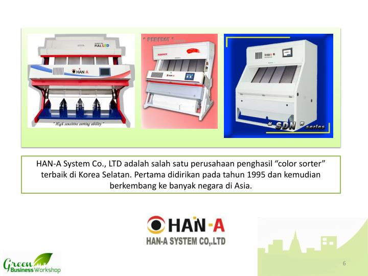 HAN-A System Co., LTD