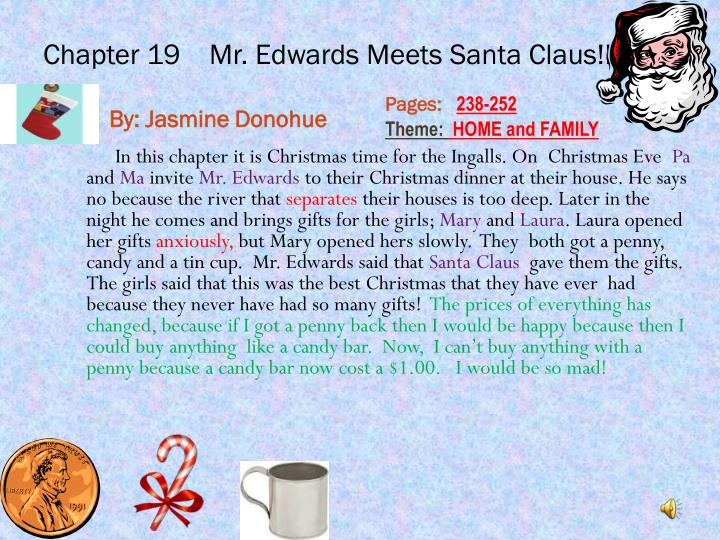 Chapter 19    Mr. Edwards Meets