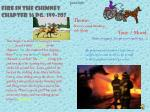 fire in the chimney chapter 16 pg 199 207