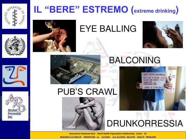 Legal Drinking Age Rome Italy