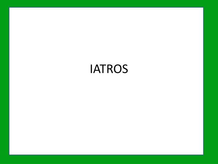 IATROS