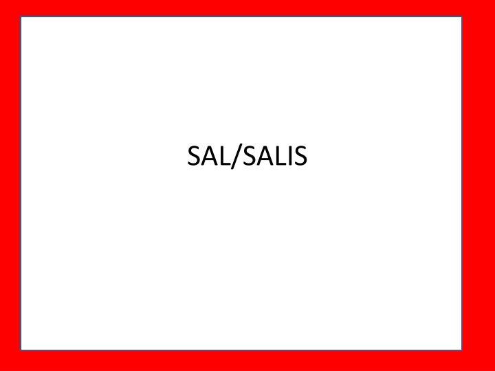 SAL/SALIS