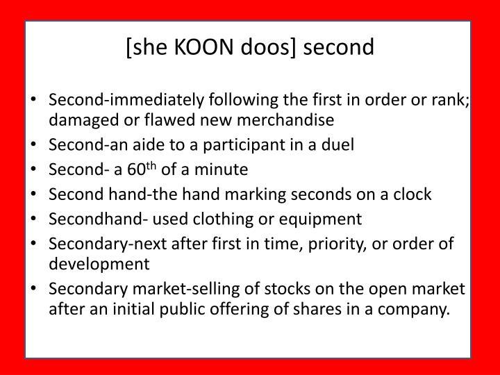 [she KOON