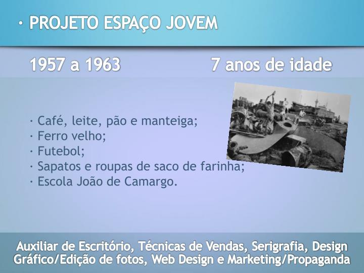 1957 a 1963