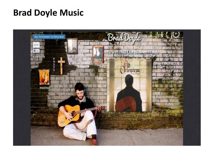 Brad Doyle Music