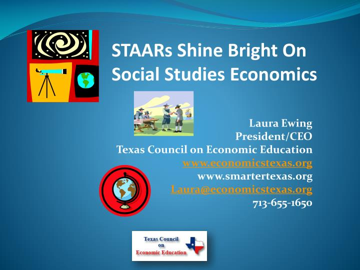 STAARs Shine Bright On Social Studies Economics