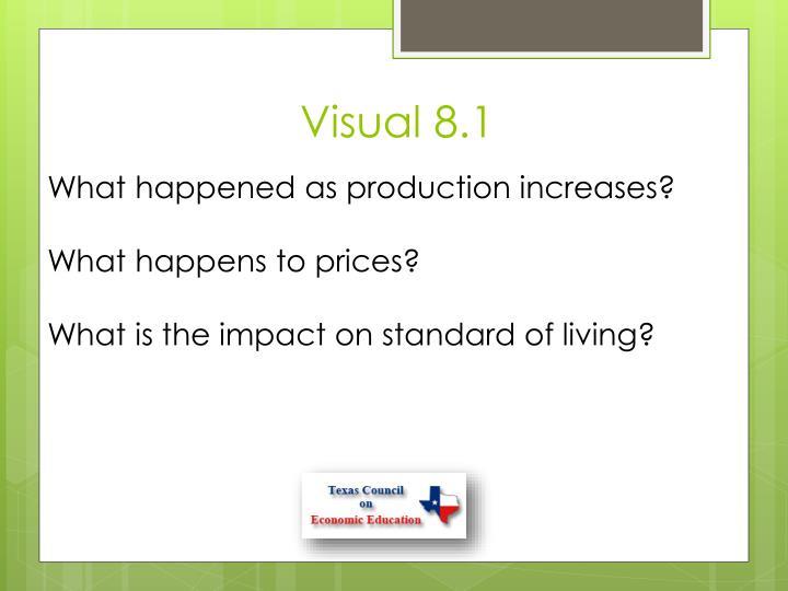 Visual 8.1