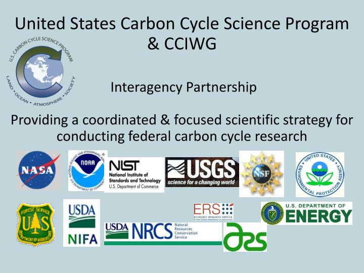 United States Carbon Cycle Science