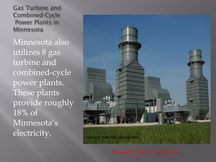 Gas Turbine and Combined-Cycle