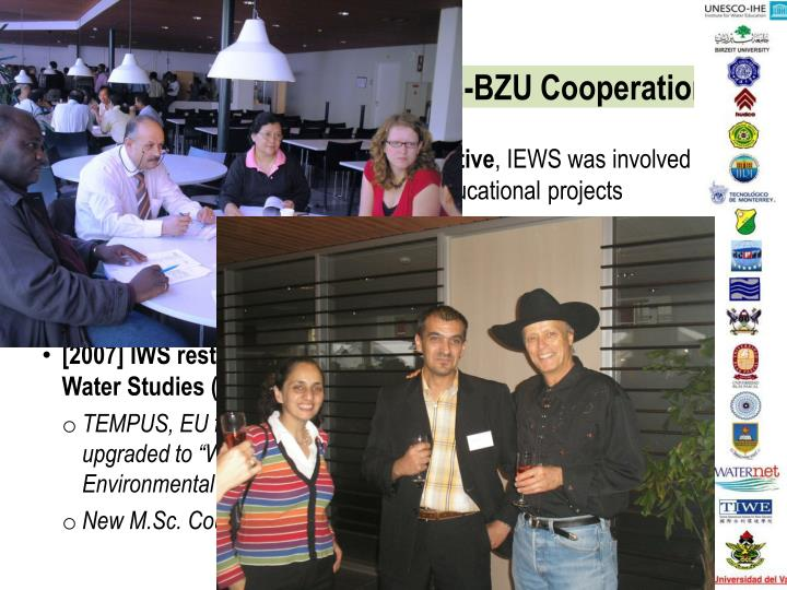 Dutch Academic Institutions-BZU Cooperation