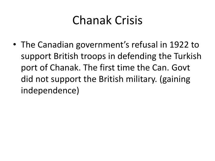 Chanak