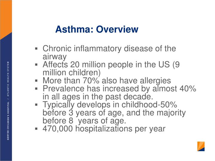 Asthma: Overview