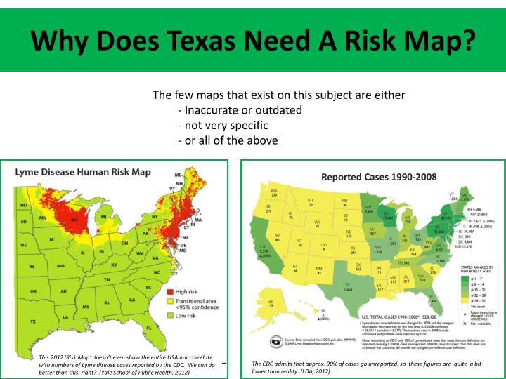 Why Does Texas Need A Risk Map?