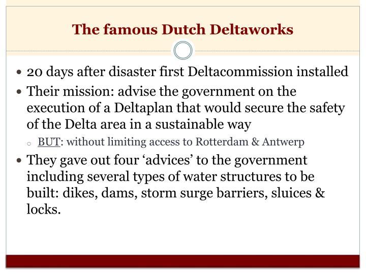 The famous Dutch