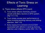 effects of toxic stress on learning4