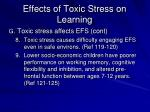 effects of toxic stress on learning5