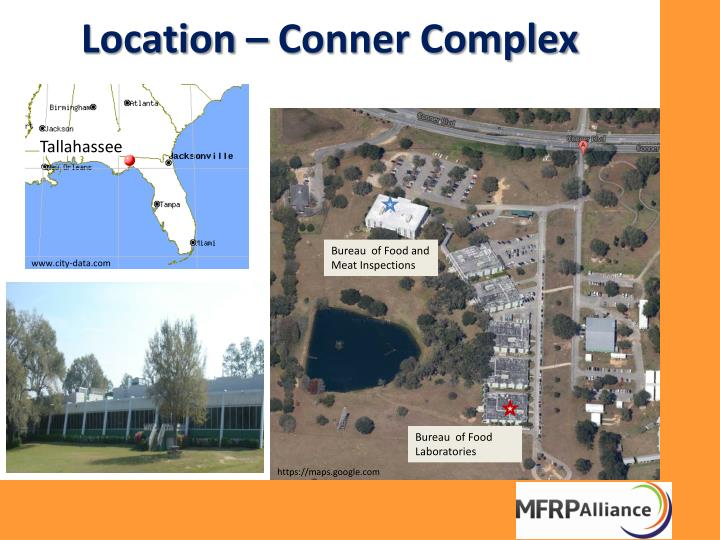 Location – Conner Complex