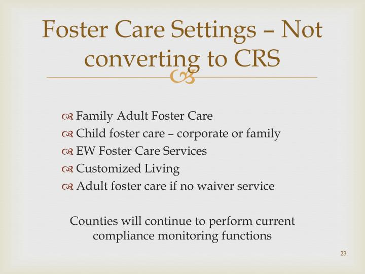 mpls care Adult foster