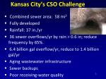 kansas city s cso challenge