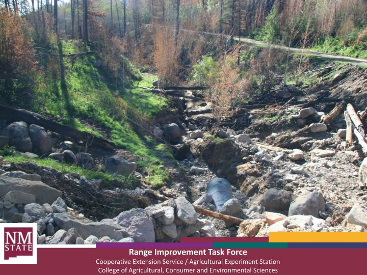 Range Improvement Task Force