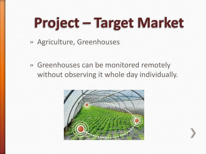 Agriculture, Greenhouses
