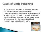 cases of mehg poisoning5