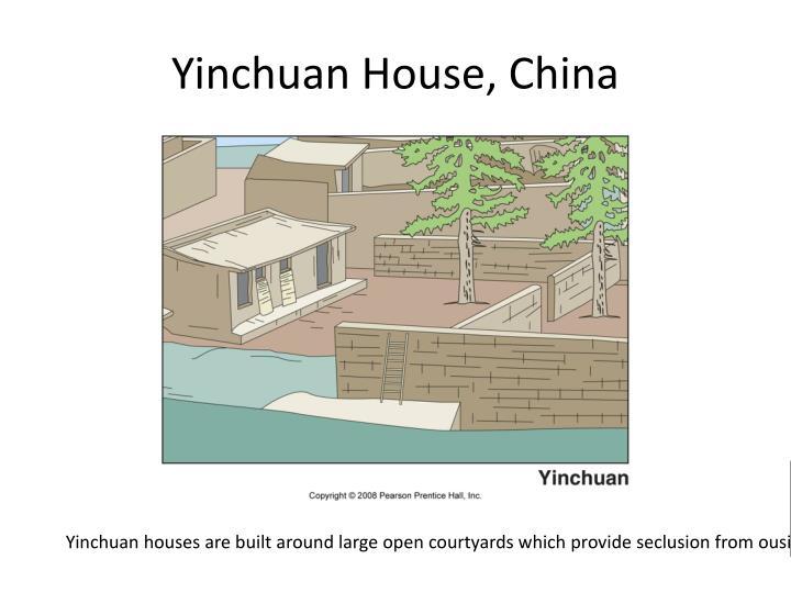 Yinchuan House, China