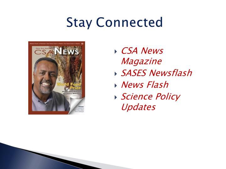 CSA News Magazine