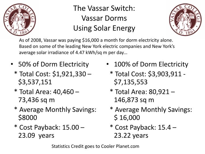 The Vassar Switch: