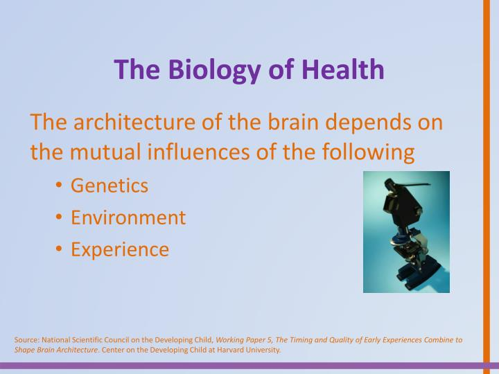 The Biology of
