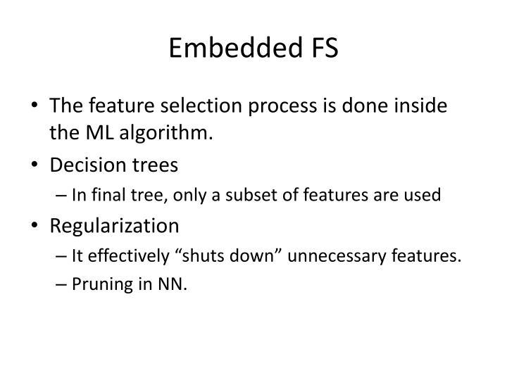 Embedded FS