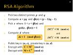 rsa algorithm6