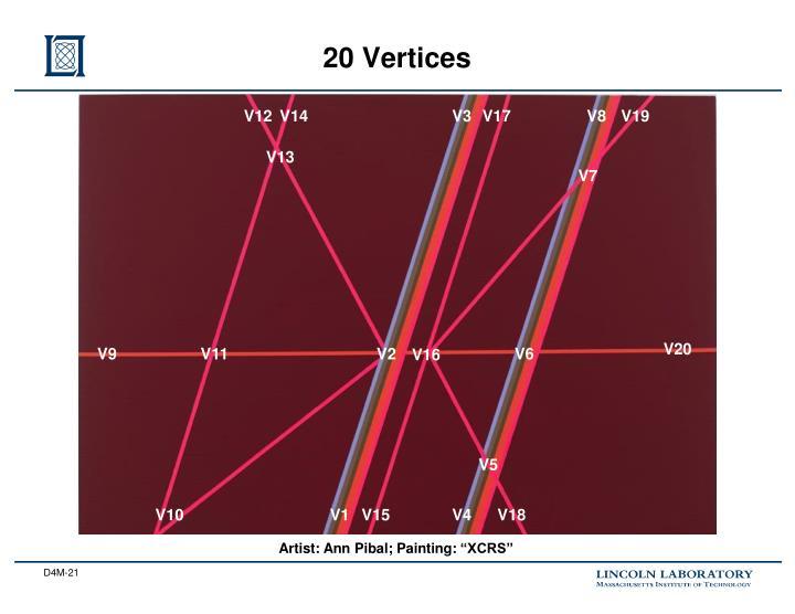 20 Vertices