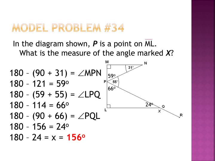Model Problem #34