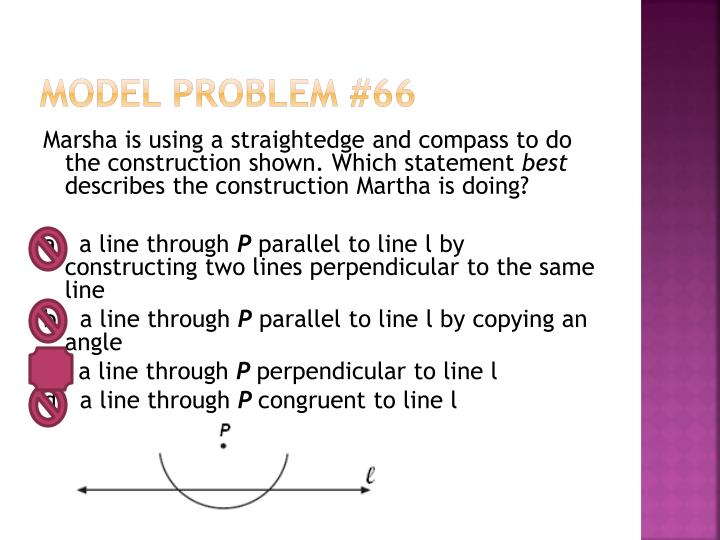 Model Problem #66