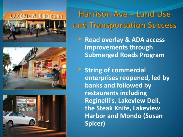 Harrison Ave