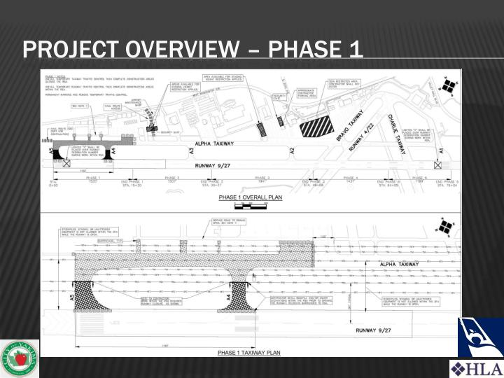 Project Overview – Phase 1