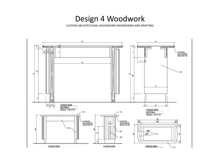 Design 4 Woodwork