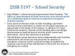 2ssb 5197 school security