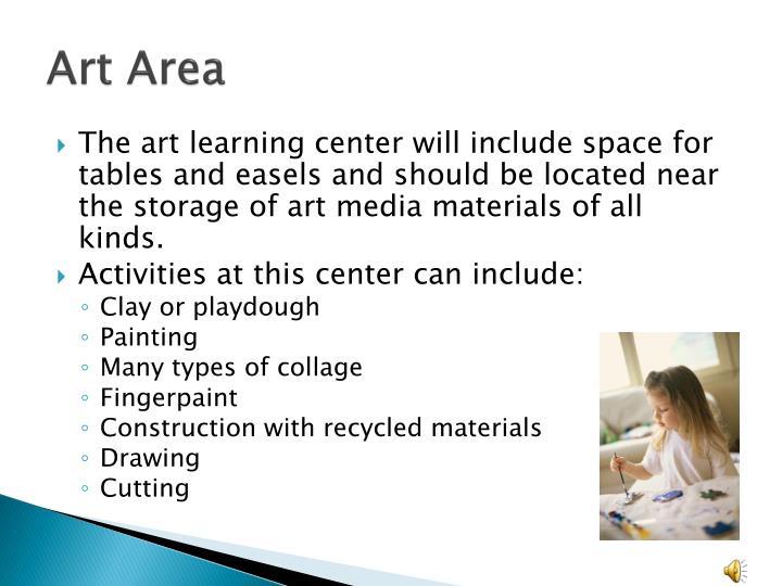 Art Area