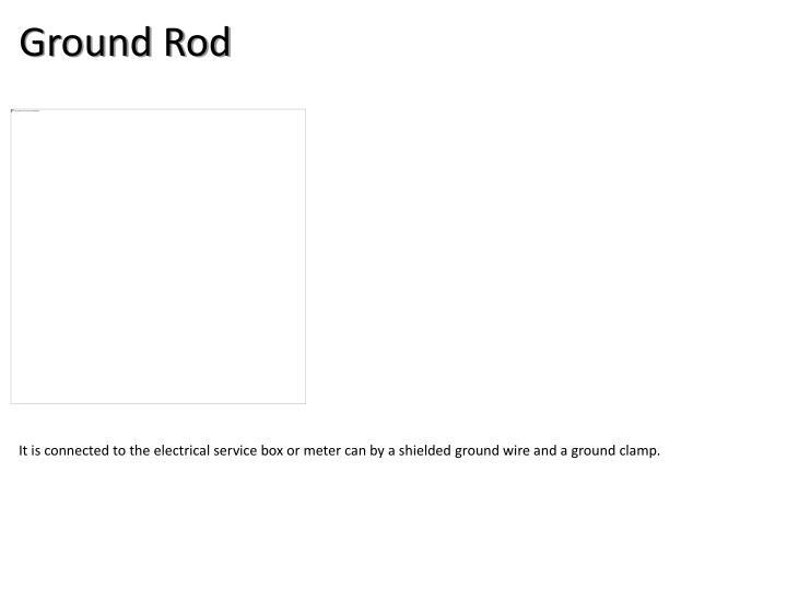 Ground Rod