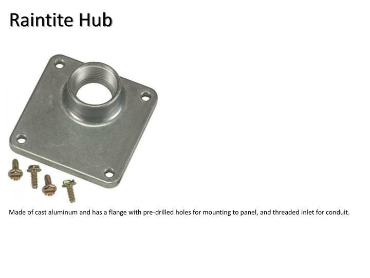 Raintite Hub